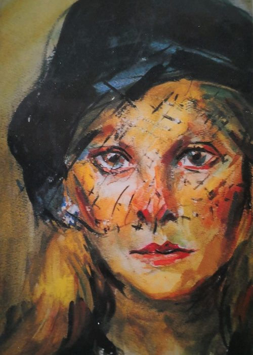 portrait (aquarelle)