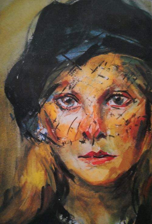 portrait (aquarelle)