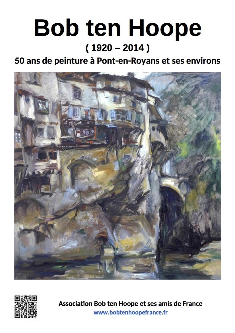 Affiche murale à Pont-en-Royans (2019)